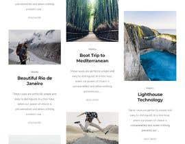 nº 7 pour Travel Tips Website Contest par tajenul