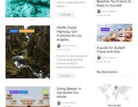 nº 13 pour Travel Tips Website Contest par tajenul