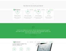 #2 для Design me a website от monir034