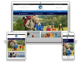 #38 для Design me a website от ExpertSajjad