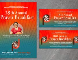 #21 for Prayer Breakfast by gkhaus