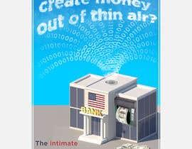 #17 cho Banks create money, sugestive cover for my ebook bởi ericssoff