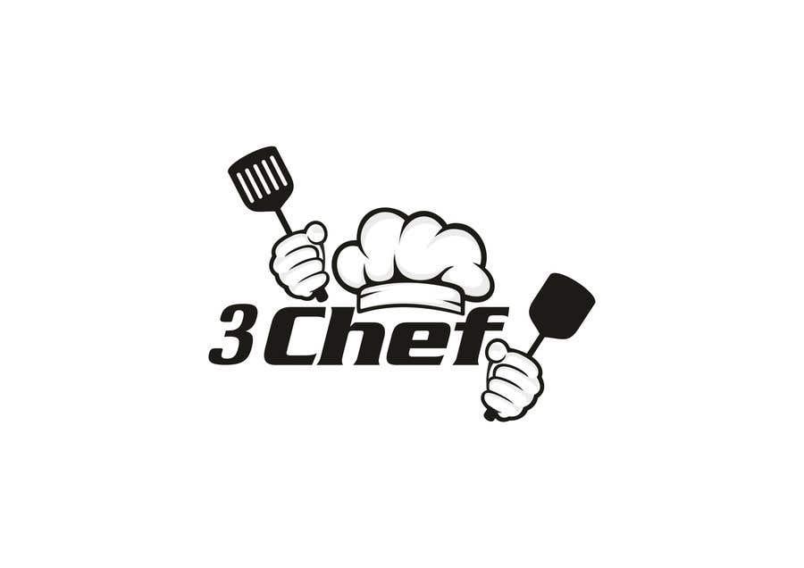 Contest Entry #30 for Logo Design 3 Chefs