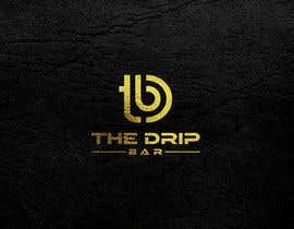 #71 for Logo Design - The Drip Bar by sobujvi11