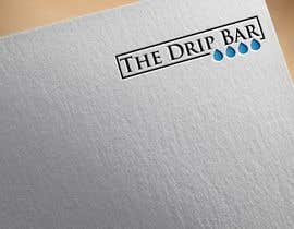 #62 for Logo Design - The Drip Bar by Shafiul1971