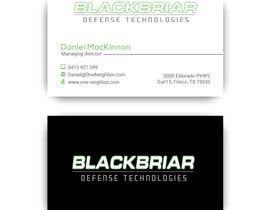 pinkyakther399 tarafından Design both sides of Standard (3.5'' by 2'') horizontal business card template için no 29