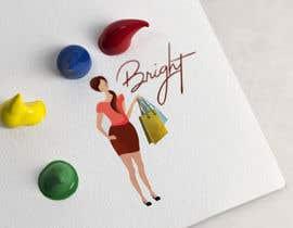 #20 untuk Logo design for women shopping business oleh indegenousprabal