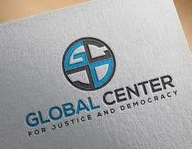 #3 for Logo for Global Center for Justice and Democracy (GCJD) by fahim0007