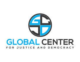 #23 dla Logo for Global Center for Justice and Democracy (GCJD) przez fahim0007