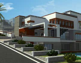 #1 cho Architectural design for a Las Vegas strip view. bởi na4028070