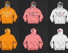 #9 for Design Hoodie Design by MalakMedhat96