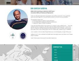 #68 for Revamping my website af WebCraft111