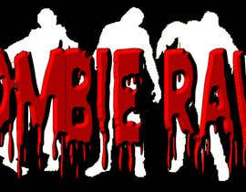 #61 para Logo Design for ZOMBIE RAVE por olhorse