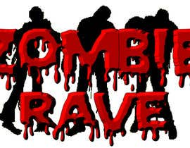 #63 para Logo Design for ZOMBIE RAVE por olhorse