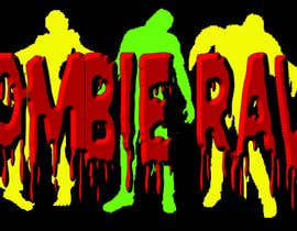 #64 for Logo Design for ZOMBIE RAVE by olhorse