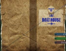 #1 untuk I need some Graphic Design for the Boathouse Restaurant and Bar oleh Sandesh765
