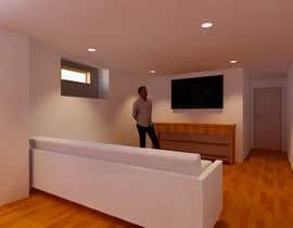 #26 cho Design Floor plans for finished basement bởi bilro