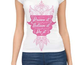 #103 for IM - Contest to design Girls T-shirt graphic by asad8807