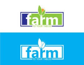 #60 para Need Logo For my ecommerce website  (farm to your tables) por alomgirbd001