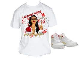 #13 for 3 tshirt designs to match sneakers by Adriangtx