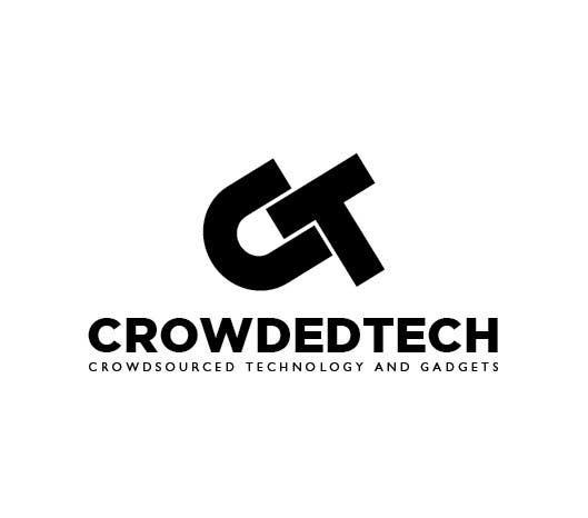 Kilpailutyö #142 kilpailussa Logo Design for CrowdedTech