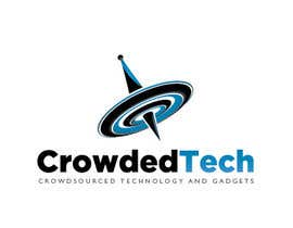 #170 para Logo Design for CrowdedTech por frantzmaryus