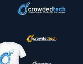 nº 21 pour Logo Design for CrowdedTech par sangkavr