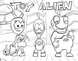#16 cho I need a cartoon illustrator bởi sdney58
