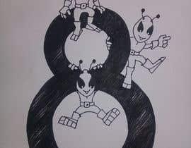 #24 cho I need a cartoon illustrator bởi indraDhe