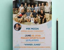 Nro 32 kilpailuun 1 page event poster käyttäjältä dilepgh