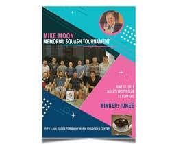 Nro 15 kilpailuun 1 page event poster käyttäjältä Marufahmed83