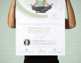 #276 cho Dear Freelancer,   I'd like you to use your beautiful creativity and talent to create a marketing POSTER and a FLYER for my YOGA activity which I can easily change the text/objects afterwards.   Those should be inspired and in accordance with my LOGO and  bởi stylishwork