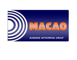 #2 untuk Logo Design for Macao Business Networking Group oleh Omaraldawood