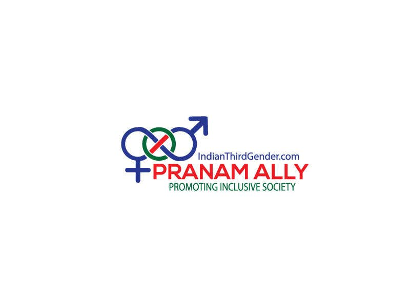 Kilpailutyö #81 kilpailussa Logo - IndianThirdGender.com