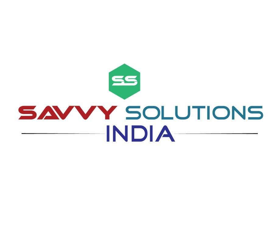 Konkurrenceindlæg #16 for LOGO Design for savvy india.