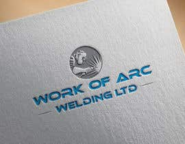 #106 for Build me a Logo for my welding company af qnicbd881