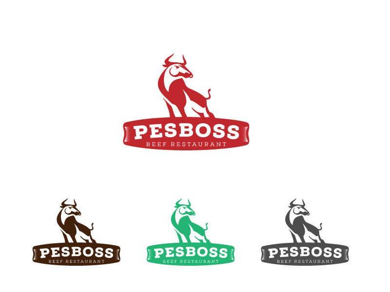 Inscrição nº 614 do Concurso para Beef Restaurant Logo Designs