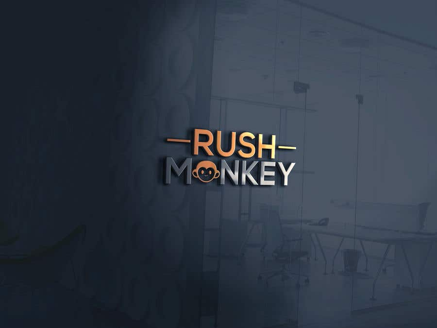 Proposition n°26 du concours Make for Us a Logo - Rush Monkey