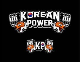 "#28 cho Need a GREAT CLEAN LOGO done for a ""KOREAN POWER"" t-shirt bởi reyryu19"