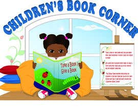 #18 dla Illustration Design for The Children's Book Corner at Top Dollar Pawn przez salscott