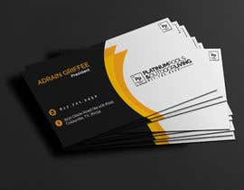 #131 para Design Business Cards For Pool Company por waker098