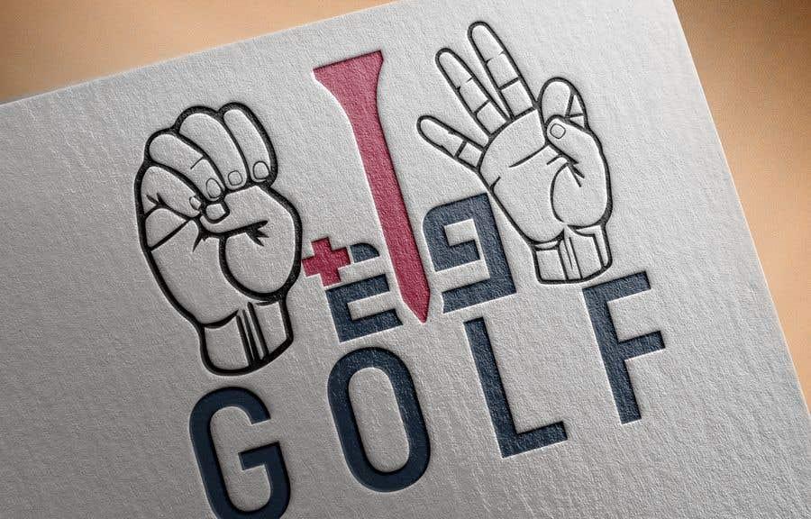 Penyertaan Peraduan #20 untuk Graphic design - convert logo to sign language image