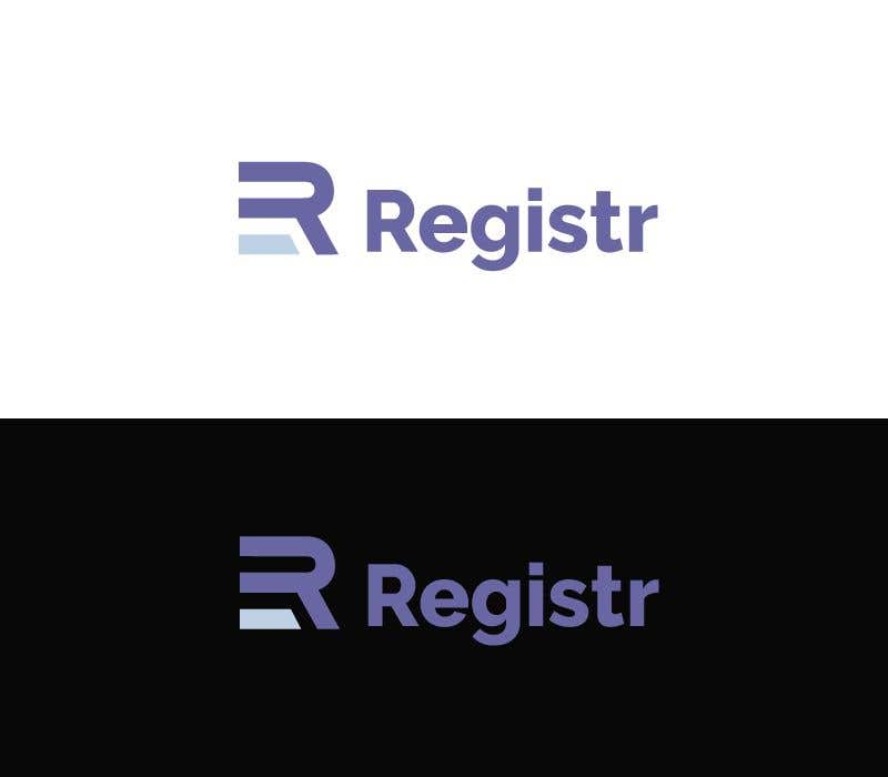 Proposition n°1063 du concours New Logo for Online Registration Business