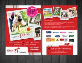 #25 untuk Stationery Design for Diva Pet Supplies oleh mishyroach