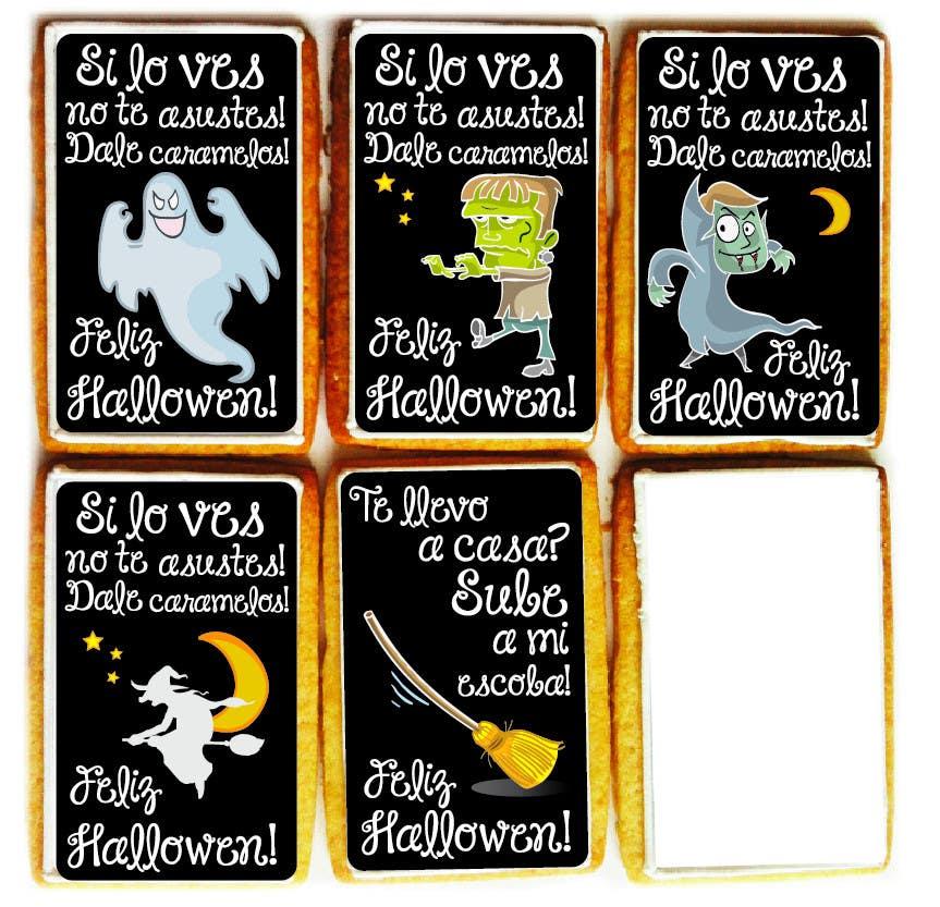 Proposition n°                                        36                                      du concours                                         Illustration Design for diselo con una galleta! Spain