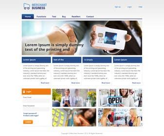 #10 for Website Design for businnes website by tania06