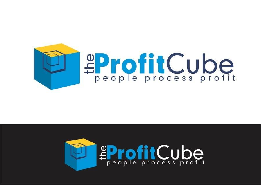 Konkurrenceindlæg #                                        237                                      for                                         Logo Design for The Profit Cube