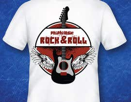 #24 para Logo Design for Phi Phi Indie Rock & Roll por maxindia099