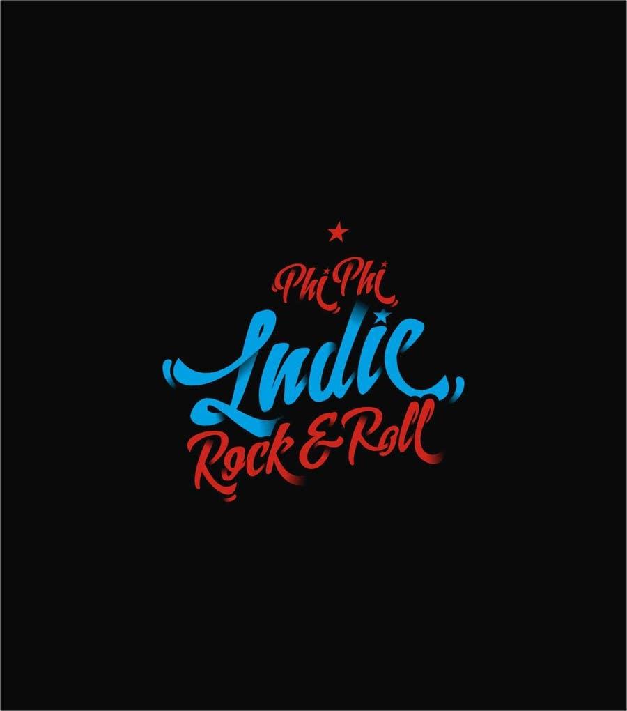 Penyertaan Peraduan #                                        22                                      untuk                                         Logo Design for Phi Phi Indie Rock & Roll