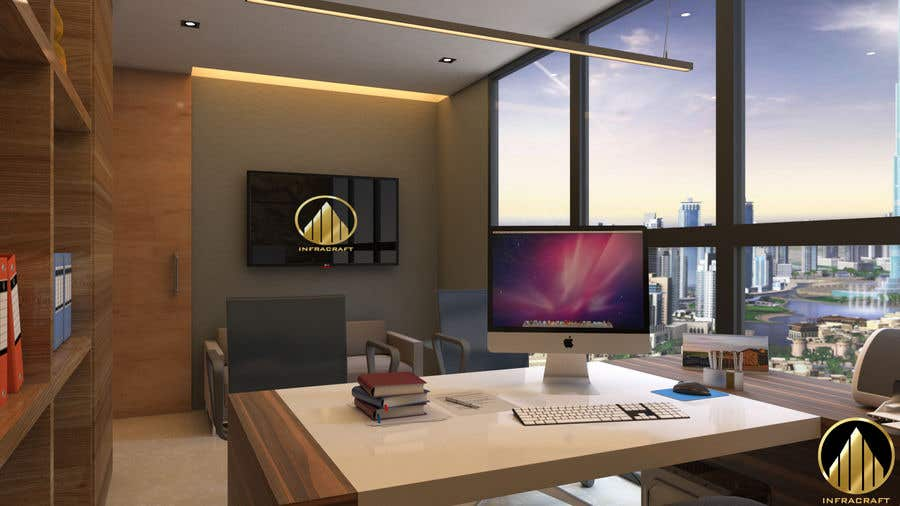 Entry 15 By Rohanpawar0549 For Interior Decoration Design Works For Office In Contemporary Style Freelancer